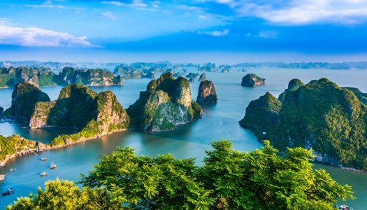 The Legend of Ha Long Bay in Vietnam