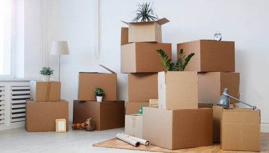 The Odd Experience of Unexpectedly Moving to a New Home