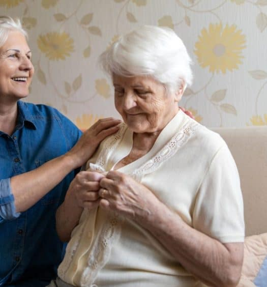 Caregiver Stress Prevention