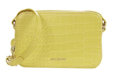 zappos yellow handbag