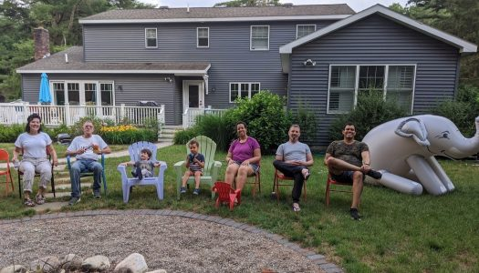 """How we Hosted """"Camp Grandma & Grandpa"""" During the Pandemic"""
