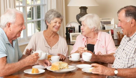 Count on High Tea for Great Good Health
