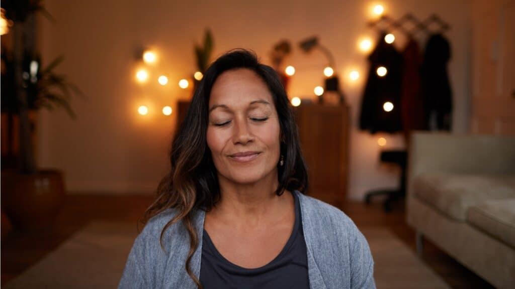 bed-time meditation
