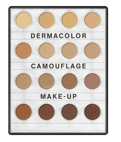 Dermacolor Camouflage Creme Mini-palette