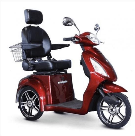 E-Wheels EW-36 3-Wheel Scooter