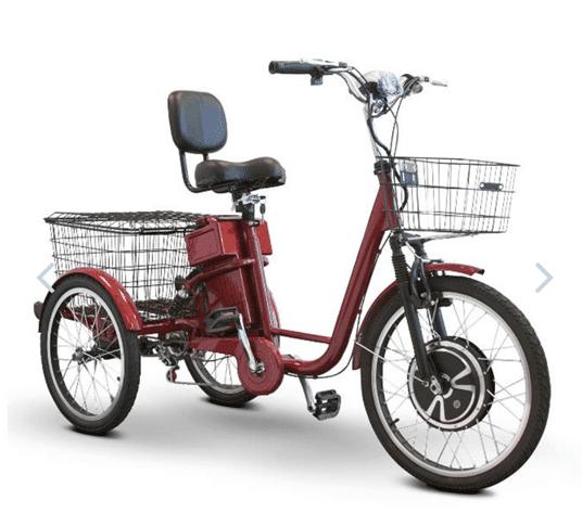 EWheels EW-29 Electric Trike Scooter