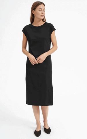 Everlane little black dress