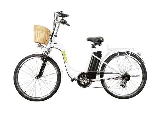 NAKTO City Electric Bicycle CAMEL