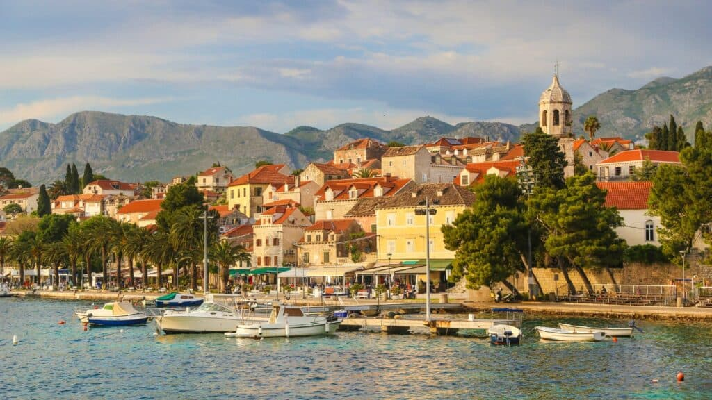 The Town of Cavtat