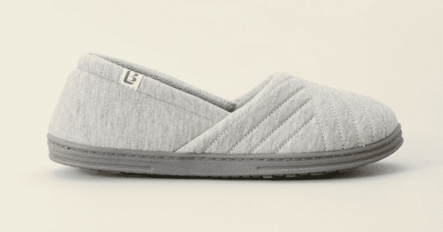 LongBay Rocky Cotton Memory Foam House Shoes